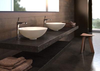 doppio lavello vasca