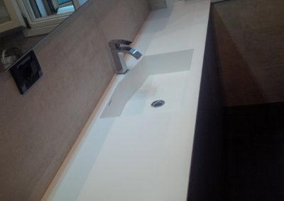 lavabo bagno corian lungo