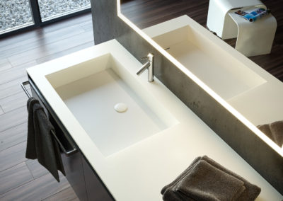 lavello bagno moderno