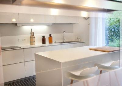 Beautiful Cucina In Corian Contemporary - Ridgewayng.com ...