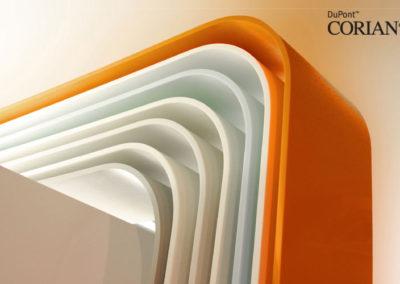 corian colorato