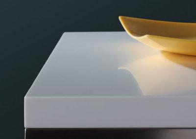tavolo moderno bianco